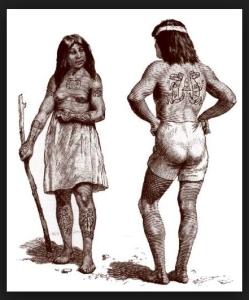 Queen Charlotte Islands (Haida Gwai) tattoos Source: vanishingtattoo.com